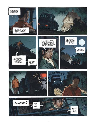 Page 9 Le grand mort tome 1