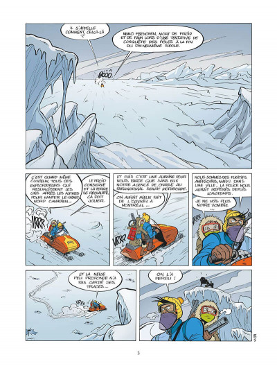 Page 6 outre tombe tome 3 - trois petits tours et puis s'en vont