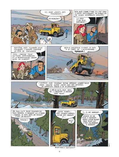 Page 9 outre tombe tome 3 - trois petits tours et puis s'en vont