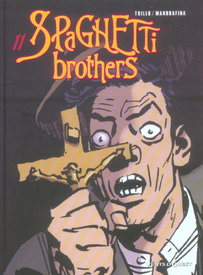 Couverture spaghetti brothers tome 11
