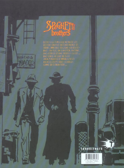 Dos spaghetti brothers tome 11