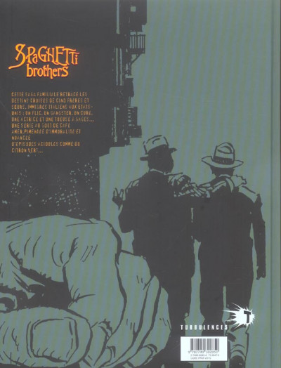 Dos spaghetti brothers tome 12