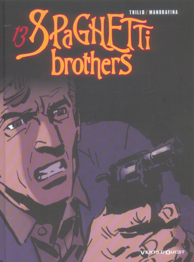 Couverture spaghetti brothers tome 13