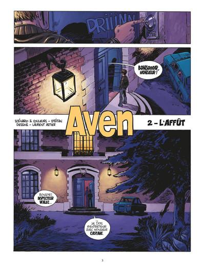 Page 4 aven tome 2 - l'affut