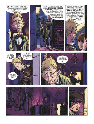 Page 5 aven tome 2 - l'affut