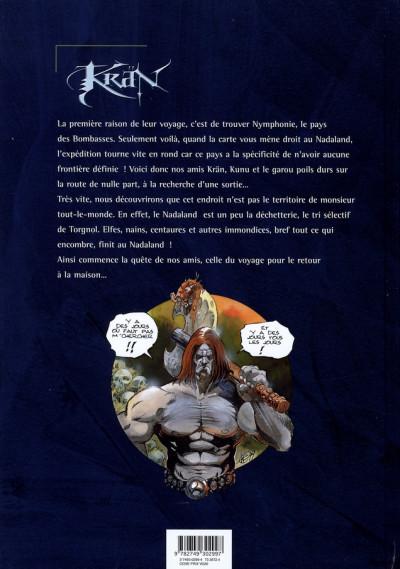 Dos krän le barbare tome 8 - the key quête quouest ouane