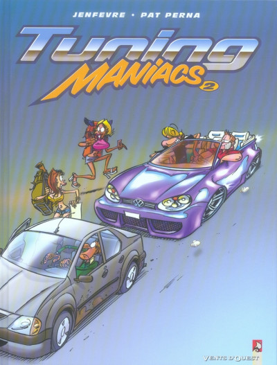 image de tuning maniacs tome 2