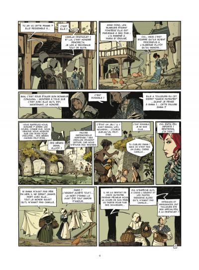 Page 2 l'école Capucine - coffret tome 1 et tome 2