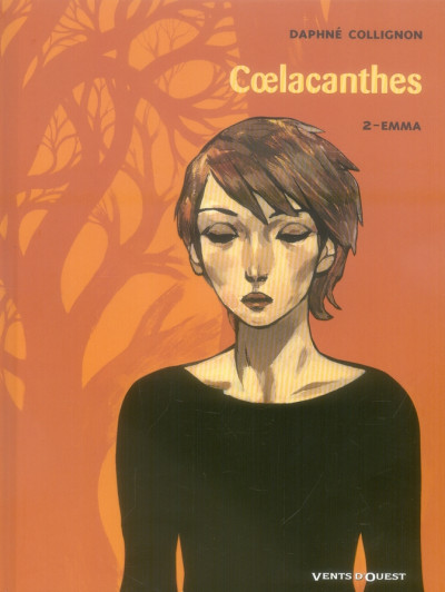 Couverture coelacanthes tome 2 - emma