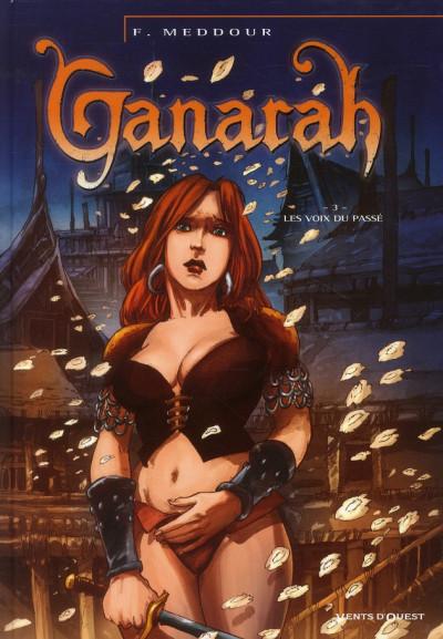 image de Ganarah tome 3 - la voix du passé