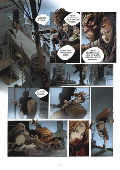 Page 2 Ganarah tome 3 - la voix du passé