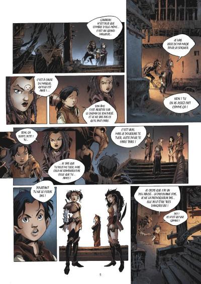 Page 3 Ganarah tome 3 - la voix du passé