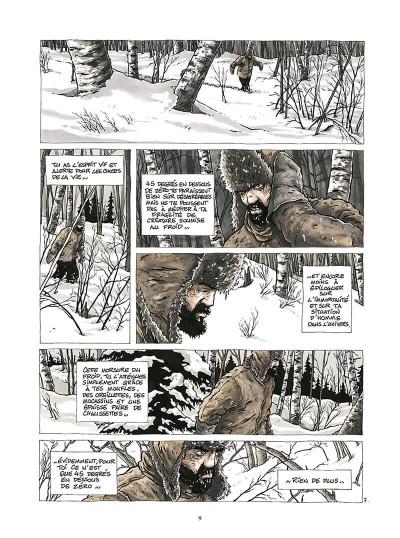 Page 0 construire un feu