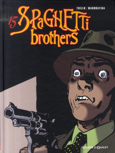 Couverture spaghetti brothers tome 15
