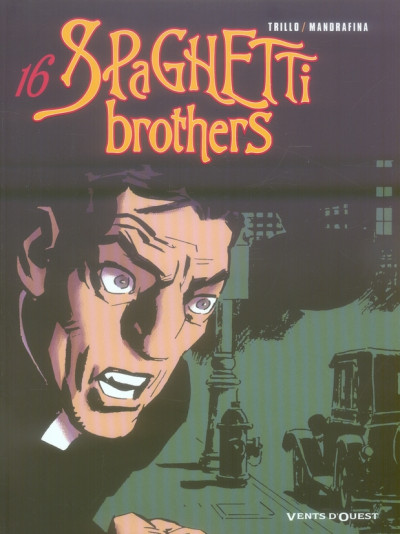Couverture spaghetti brothers tome 16