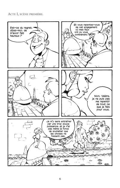 Page 2 l'avare (poche)