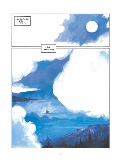 Page 4 les aventures oubliées du baron de münchhausen tome 2 - les amériques