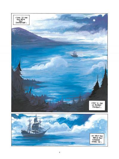 Page 5 les aventures oubliées du baron de münchhausen tome 2 - les amériques