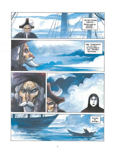 Page 6 les aventures oubliées du baron de münchhausen tome 2 - les amériques