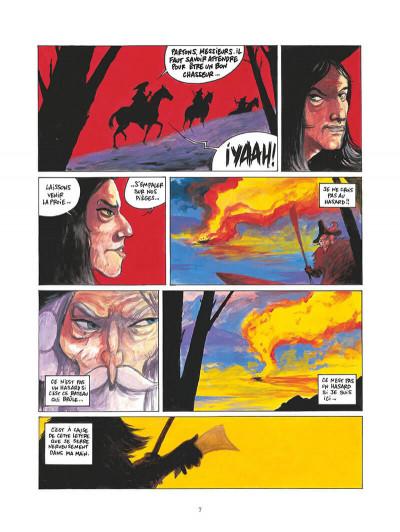 Page 8 les aventures oubliées du baron de münchhausen tome 2 - les amériques