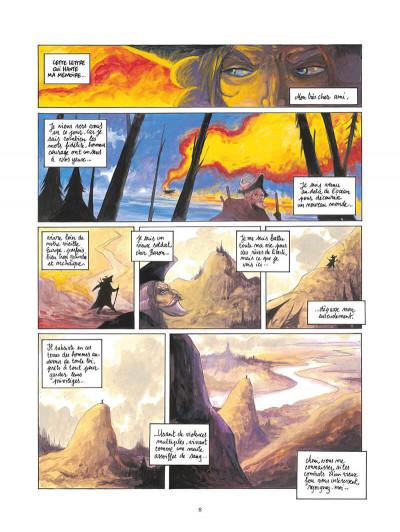 Page 9 les aventures oubliées du baron de münchhausen tome 2 - les amériques
