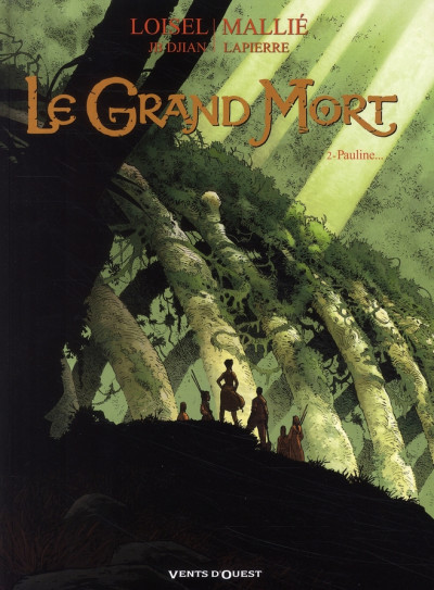 Couverture Le grand mort tome 2