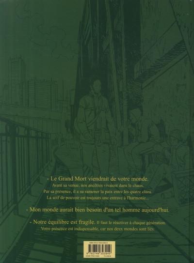 Dos Le grand mort tome 2