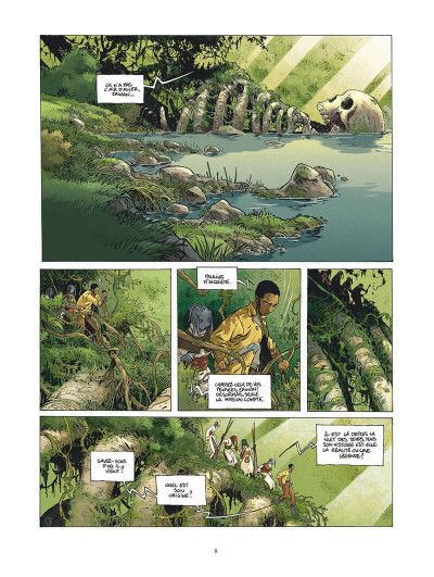 Page 8 Le grand mort tome 2