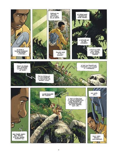 Page 9 Le grand mort tome 2