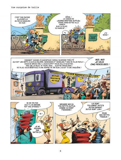 Page 9 b comme bricoleur tome 2 - c'est au pied du bricoleur qu'on voit le mur