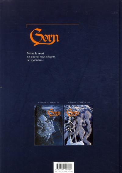 Dos gorn - intégrale tome 1 à tome 5