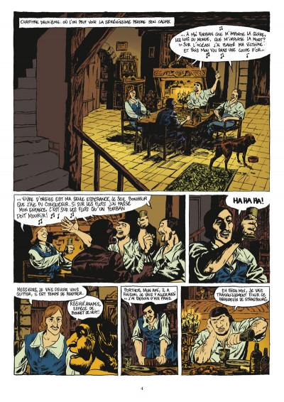 Page 2 d'artagnan tome 2 - la sérénissime