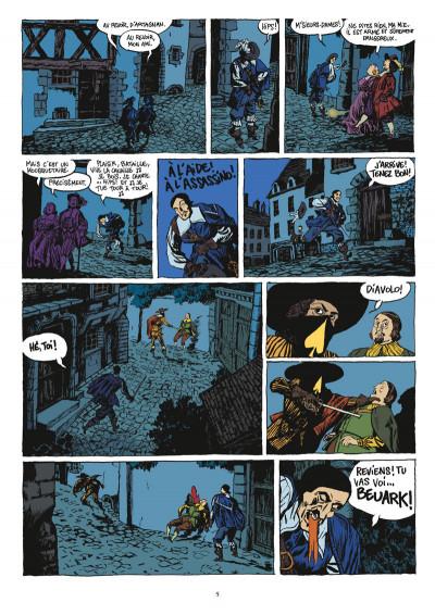 Page 3 d'artagnan tome 2 - la sérénissime