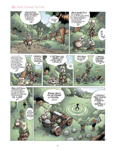 Page 1 krän univers tome 3 - love lovemidou !