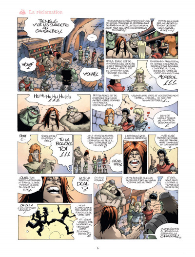 Page 2 krän univers tome 3 - love lovemidou !