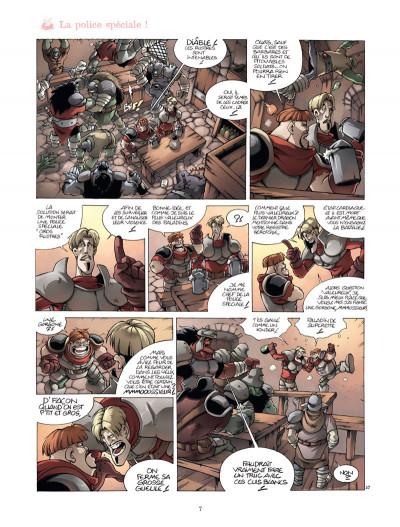 Page 3 krän univers tome 3 - love lovemidou !