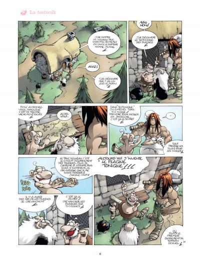 Page 4 krän univers tome 3 - love lovemidou !