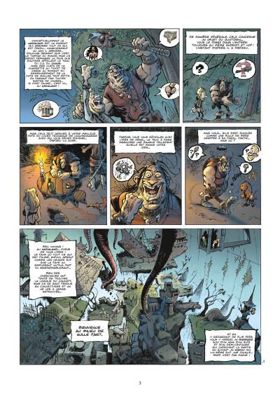 Page 1 krän le barbare tome 9 - the key quest quourst tou