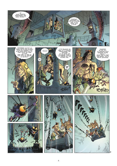 Page 2 krän le barbare tome 9 - the key quest quourst tou
