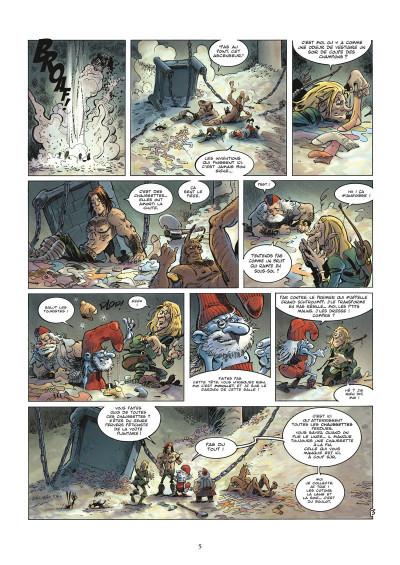 Page 3 krän le barbare tome 9 - the key quest quourst tou