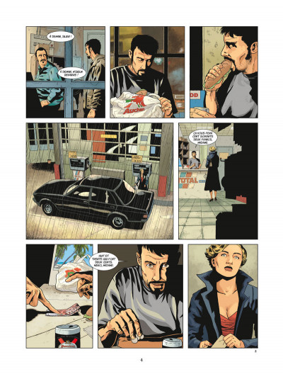 Page 2 silien melville tome 1 - opération arpège