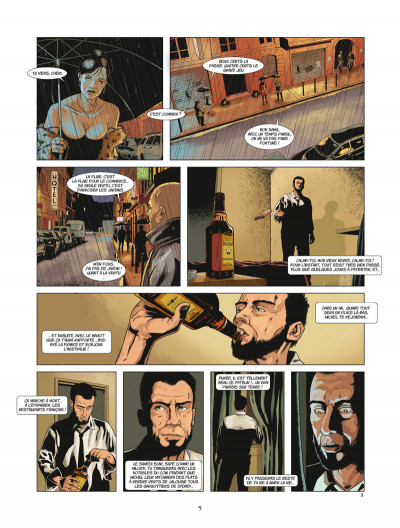 Page 3 silien melville tome 1 - opération arpège