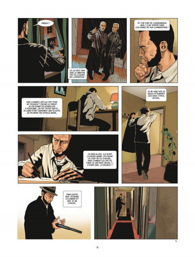 Page 4 silien melville tome 1 - opération arpège