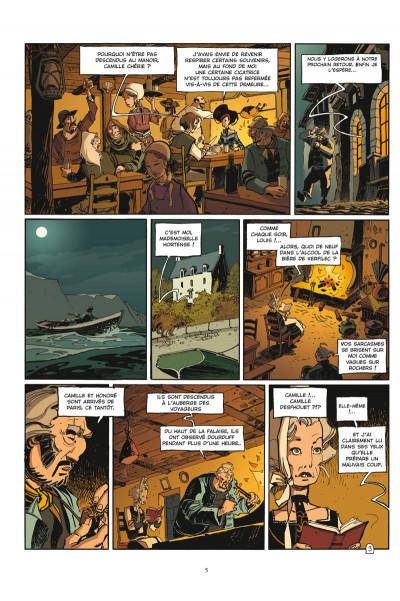 Page 2 l'école capucine tome 1 - venin de village