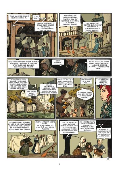 Page 3 l'école capucine tome 1 - venin de village