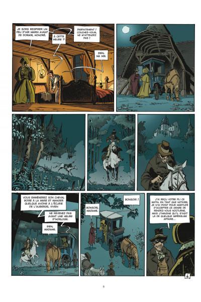 Page 4 l'école capucine tome 1 - venin de village