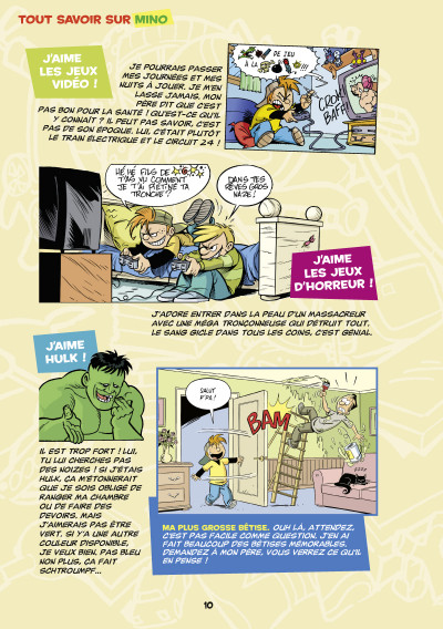 Page 3 le guide junior ; le super guide des juniors