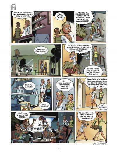 Page 2 beauté fatale tome 1 - gommages et intérêts