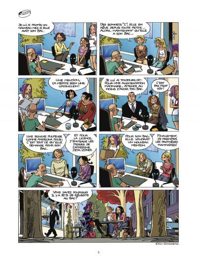 Page 3 beauté fatale tome 1 - gommages et intérêts