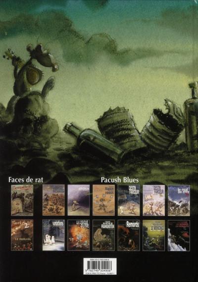 Dos pacush blues tome 13 - correspondance avec les corps obscurs